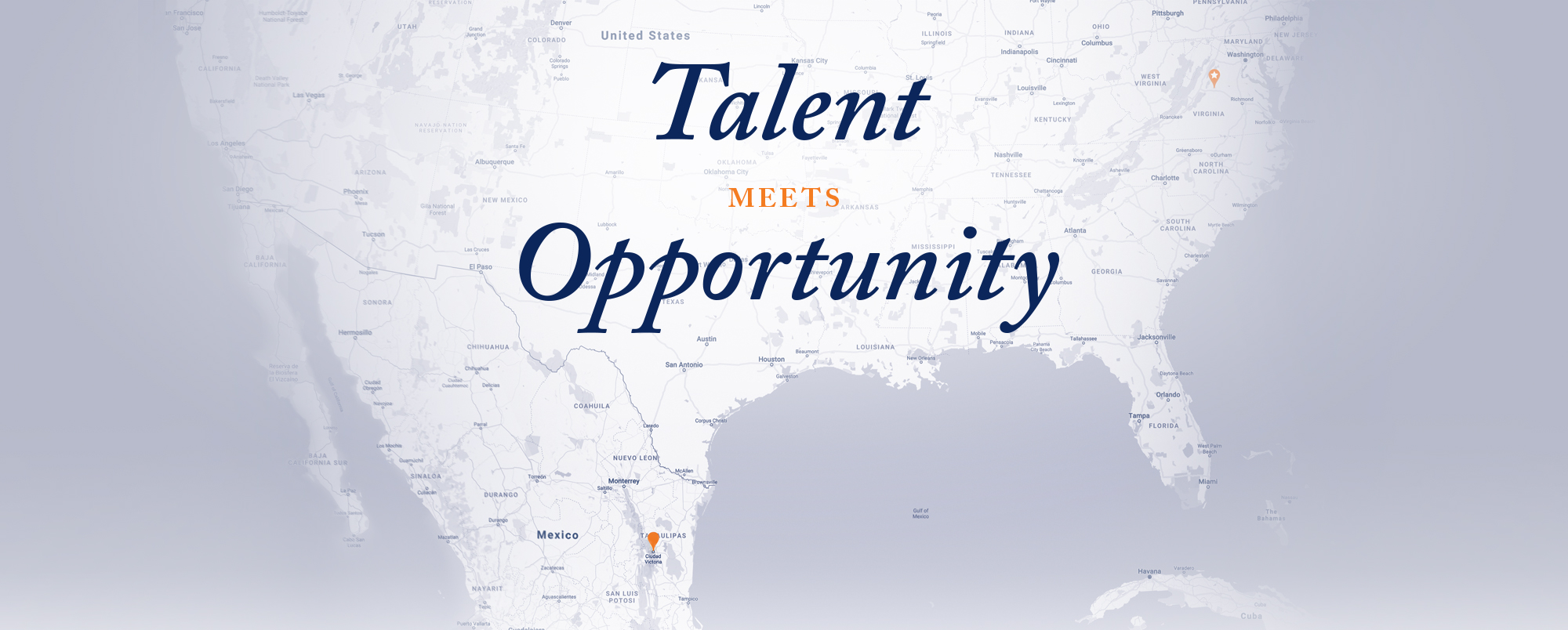 Talent Meets Opportunity