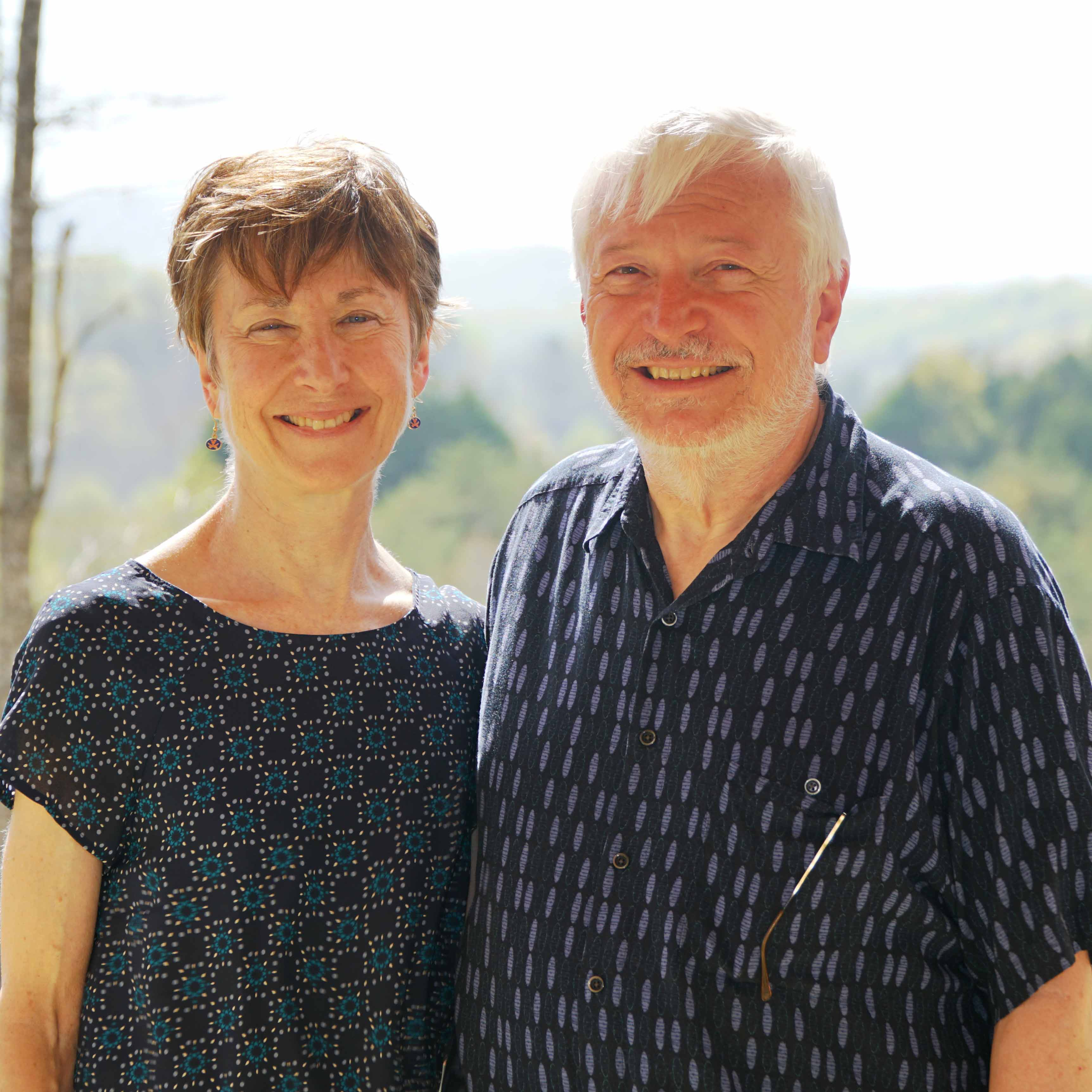 Dudley and Barb White