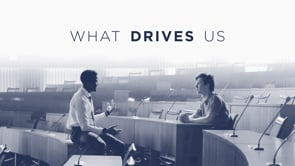 What Drives Us: Taylor & Jomar